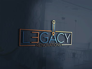 LEGACY RENOVATIONS Logo - Entry #104