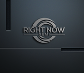 Right Now Semi Logo - Entry #208
