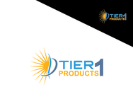 Tier 1 Products Logo - Entry #68