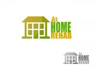At Home Rehab Logo - Entry #52