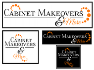 Cabinet Makeovers & More Logo - Entry #154