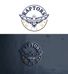 Raptors Wild Logo - Entry #363