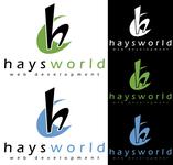 Logo needed for web development company - Entry #84
