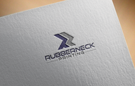 Rubberneck Printing Logo - Entry #18