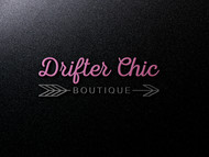 Drifter Chic Boutique Logo - Entry #218