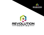 Revolution Roofing Logo - Entry #139