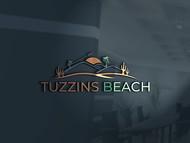 Tuzzins Beach Logo - Entry #323