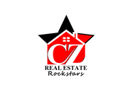 CZ Real Estate Rockstars Logo - Entry #135
