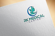 RK medical center Logo - Entry #153