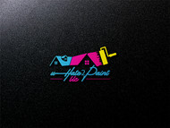 uHate2Paint LLC Logo - Entry #162