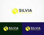 Silvia Tennis Academy Logo - Entry #120