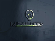 Midwest Battery Logo - Entry #80