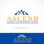 ASCEND Church and Apostolic Center Logo - Entry #71