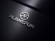 PlaneFun Logo - Entry #7