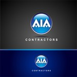 AIA CONTRACTORS Logo - Entry #147