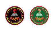 Consolidated Safety of Acadiana / Fire Extinguisher Sales & Service Logo - Entry #110