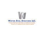 Wattier Steel Structures LLC. Logo - Entry #29