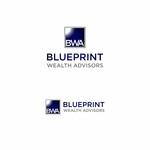 Blueprint Wealth Advisors Logo - Entry #82