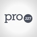 PRO 327 Logo - Entry #194