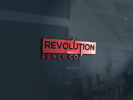 Revolution Fence Co. Logo - Entry #295