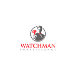 Watchman Surveillance Logo - Entry #206