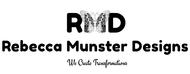 Rebecca Munster Designs (RMD) Logo - Entry #197