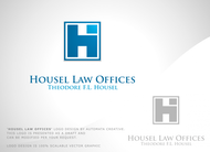 Housel Law Offices  : Theodore F.L. Housel Logo - Entry #21