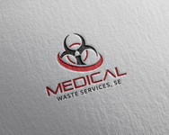 Medical Waste Services Logo - Entry #134