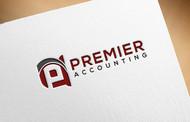 Premier Accounting Logo - Entry #57