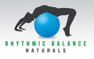Rhythmic Balance Naturals Logo - Entry #65