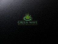 Green Wave Wealth Management Logo - Entry #467