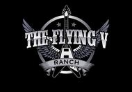 The Flying V Ranch Logo - Entry #72