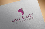 Lali & Loe Clothing Logo - Entry #63