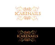 icarenails Logo - Entry #128