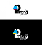 The Printing Planet Logo - Entry #27