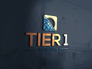 Tier 1 Products Logo - Entry #292