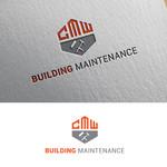 CMW Building Maintenance Logo - Entry #187