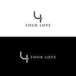 Four love Logo - Entry #208