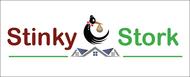 Stinky Stork Logo - Entry #58