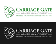 Carriage Gate Wealth Management Logo - Entry #76