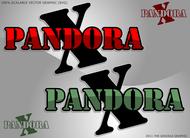 Pandora X Logo - Entry #9