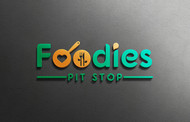 Foodies Pit Stop Logo - Entry #20