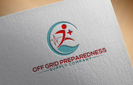 Off Grid Preparedness Supply Company Logo - Entry #48