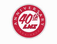 40th  1973  2013  OR  Since 1973  40th   OR  40th anniversary  OR  Est. 1973 Logo - Entry #96