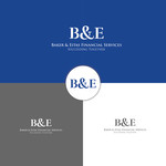 Baker & Eitas Financial Services Logo - Entry #148