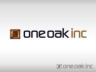 One Oak Inc. Logo - Entry #118