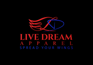 LiveDream Apparel Logo - Entry #535