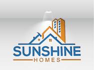 Sunshine Homes Logo - Entry #537