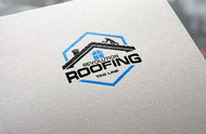 Revolution Roofing Logo - Entry #223
