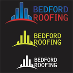 Bedford Roofing and Construction Logo - Entry #6